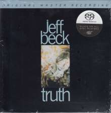 Jeff Beck: Truth (Limited Numbered Edition), Super Audio CD
