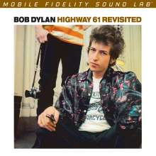 Bob Dylan: Highway 61 Revisited (180g) (Limited-Numbered-Edition) (45 RPM), 2 LPs