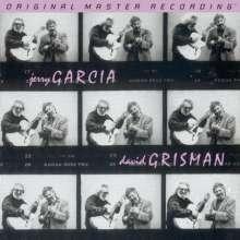 Jerry Garcia & David Grisman: Jerry Garcia & David Grisman (180g) (Limited-Numbered-Edition), 2 LPs