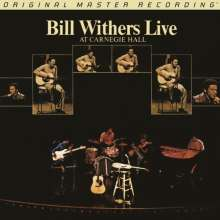 Bill Withers (1938-2020): Live At Carnegie Hall (180g) (Limited-Numbered-Edition), 2 LPs