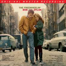 Bob Dylan: The Freewheelin' (180g) (Limited-Numbered-Edition) (45 RPM) (mono), 2 LPs
