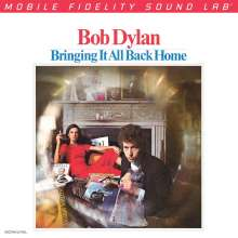 Bob Dylan: Bringing It All Back Home (180g) (Limited-Numbered-Edition) (45 RPM) (mono), 2 LPs