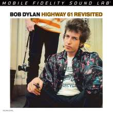 Bob Dylan: Highway 61 Revisited (180g) (Limited-Numbered-Edition) (45 RPM) (mono), 2 LPs