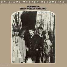 Bob Dylan: John Wesley Harding (180g) (Limited-Numbered-Edition) (45 RPM) (mono), 2 LPs