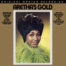 Aretha Franklin: Aretha's Gold (remastered) (180g) (Limited-Numbered-Edition) (45 RPM), 2 LPs