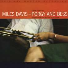 Miles Davis (1926-1991): Porgy & Bess (180g) (Limited Numbered Edition) (45 RPM), 2 LPs