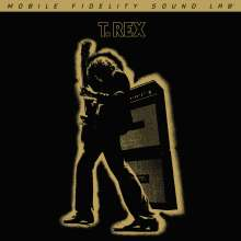 T.Rex (Tyrannosaurus Rex): Electric Warrior (180g) (Limited Numbered Edition) (45 RPM), 2 LPs