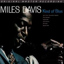 Miles Davis (1926-1991): Kind Of Blue (180g) (Limited-Numbered-Deluxe-Edition) (45 RPM), 2 LPs