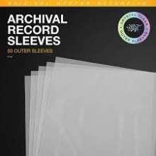 MFSL Archival Record Sleeves 1 Set (50 Stk), Zubehör
