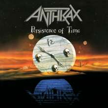 Anthrax: Persistence Of Time, 2 LPs