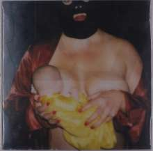 Dboy: New Records In Human Power (Yellow W/ Red Flame Vinyl), LP