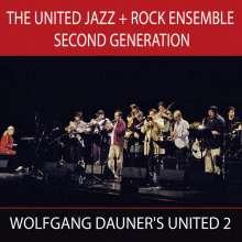 United Jazz + Rock Ensemble Second Generation: Wolfgang Dauner's United 2, CD