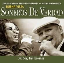 Soneros De Verdad: Un, Dos, Tres Soneros, CD