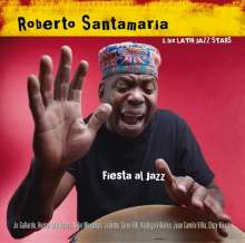 Roberto Santamaria: Fiesta Al Jazz, CD