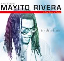 Mayito Rivera: Inventate Una Historia, CD