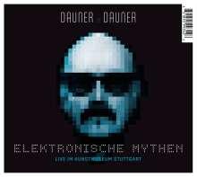 Wolfgang Dauner & Flo Dauner: Dauner // Dauner: Elektronische Mythen - Live 2015, CD