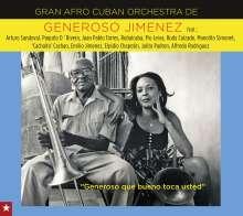 Generoso Jimenez: Generoso Que Bueno Toca Usted (Reissue), CD