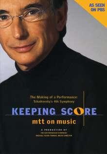 San Francisco Symphony - Keeping Score, DVD