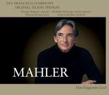 Gustav Mahler (1860-1911): Das Klagende Lied, SACD