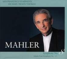 Gustav Mahler (1860-1911): Symphonie Nr.8, 2 SACDs