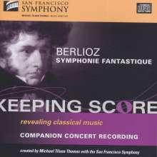 San Francisco Symphony - Keeping Score, CD