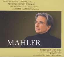 Gustav Mahler (1860-1911): Lieder eines fahrenden Gesellen, Super Audio CD