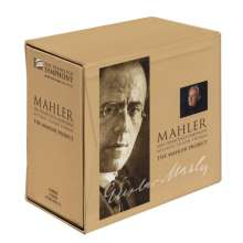 Gustav Mahler (1860-1911): Symphonien Nr.1-9, 17 Super Audio CDs