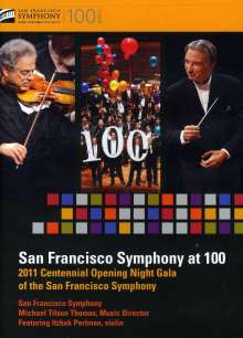 San Francisco Symphony, DVD