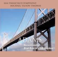 John Adams (geb. 1947): Harmonielehre, SACD