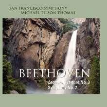 Ludwig van Beethoven (1770-1827): Symphonie Nr.7, Super Audio CD