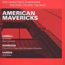 San Francisco Symphony - American Mavericks, Super Audio CD