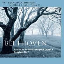 Ludwig van Beethoven (1770-1827): Kantate auf den Tod Kaiser Josefs II WoO.87, Super Audio CD