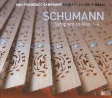 Robert Schumann (1810-1856): Symphonien Nr.1-4, 2 Super Audio CDs