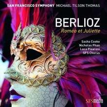 Hector Berlioz (1803-1869): Romeo & Julia op.17, 2 SACDs