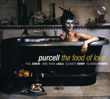 "Henry Purcell (1659-1695): Lieder ""The Food of Love"", CD"