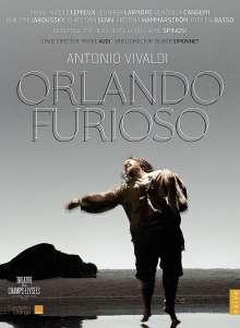 Antonio Vivaldi (1678-1741): Orlando Furioso RV 728, DVD
