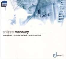 Philippe Manoury (geb. 1952): Pentaphone, CD