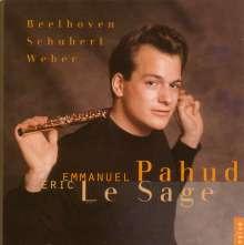 Emmanuel Pahud,Flöte, CD