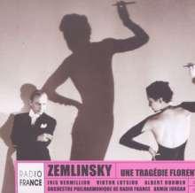 Alexander von Zemlinsky (1871-1942): Eine florentinische Tragödie op.16, CD