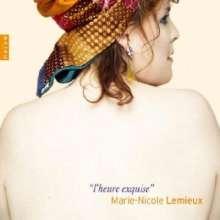 Marie-Nicole Lemieux - L'heure exquise, CD