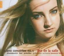 Lise da la Salle spielt Klavierkonzerte, CD