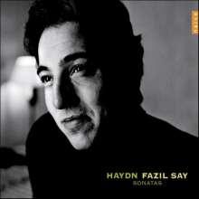 Joseph Haydn (1732-1809): Klaviersonaten H16 Nr.10,31,35,37,43, CD