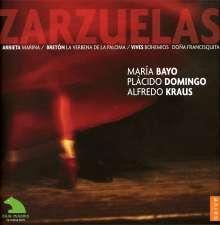 Zarzuelas, 6 CDs