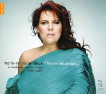 Marie-Nicole Lemieux - Ne me refuse pas, CD