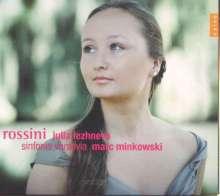 Gioacchino Rossini (1792-1868): Arien, CD