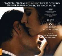 Filmmusik: Coco Chanel & Igor Stravinsky, CD