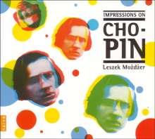 Leszek Mozdzer - Impressions on Chopin, CD