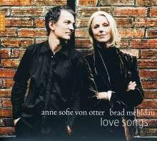 Anne Sofie von Otter & Brad Mehldau - Love Songs, 2 CDs