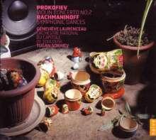 Serge Prokofieff (1891-1953): Violinkonzert Nr.2, CD