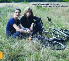 Anne Gastinel,Cello, CD